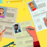 弁理士の学歴のイメージ