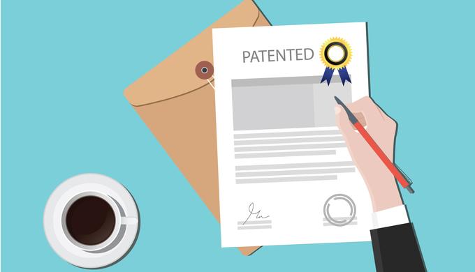 特許の仕事のイメージ